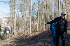 Forstexperte Klaus Borger