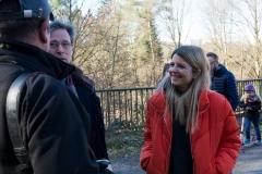 Barbara Meyer-Gluche im Gespräch mit Klaus Borger