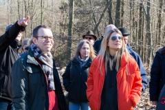 Jerome Lange und Barbara Meyer-Gluche