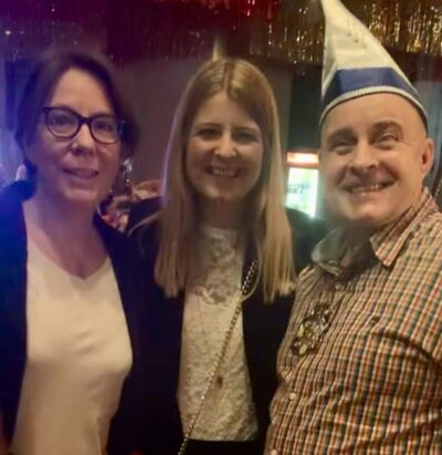 Sonja Brass, Barbara Meyer-Gluche, Thomas Brass