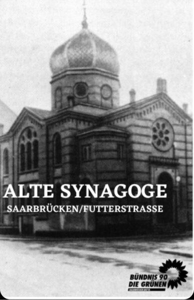 Die alte Synagoge in Saarbrücken